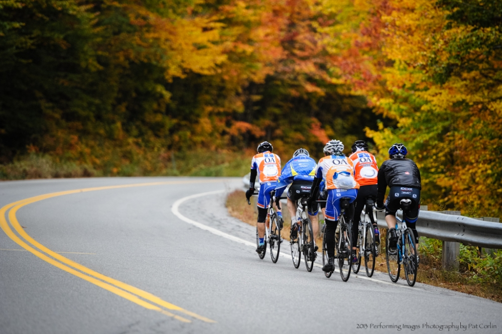 October Afternoon On The Kancamagus Highway