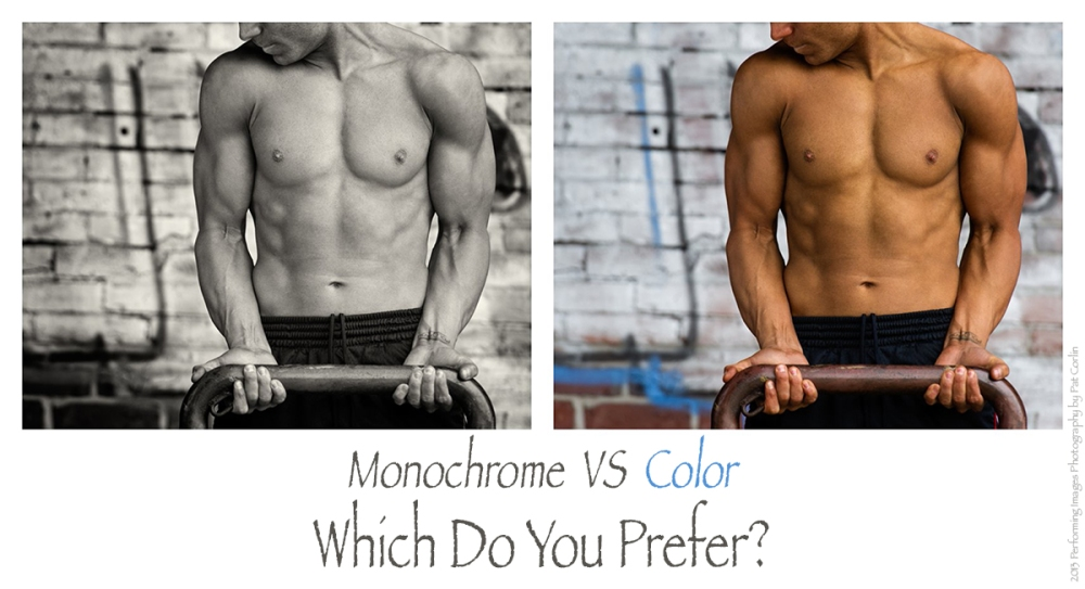 Monochrome VS Color - Which Do You Prefer?