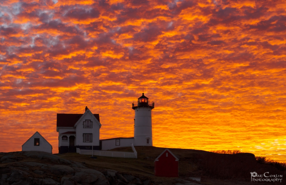 The Nubble Lighthouse - #SohierPark #CapeNeddick#Maine #USA